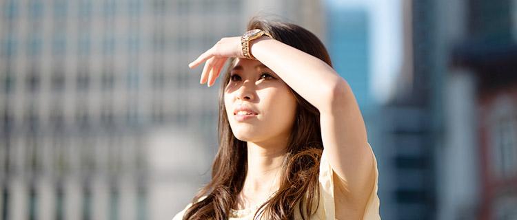 脱毛の施術期間中は日焼けに注意